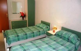 Appartement pour 3 personnes à Capo Vaticano