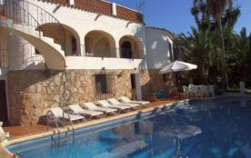 Villa a louer pour les vacances Costa Blanca - A Javea