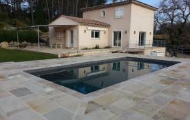 Villa individuelle avec piscine