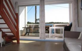 Appartement 5 personnes - Résidence les Pêcheurs - quartier calme - 40600 Biscarrosse Plage