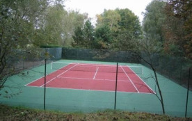 cour de tennis privatif