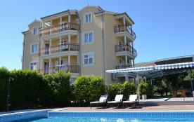 Appartement pour 3 personnes à Trogir