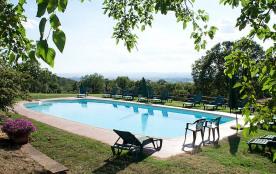 Appartement pour 3 personnes à Monte San Savino