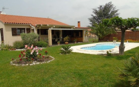 Entre mer et montagne villa 6 personnes piscine privée