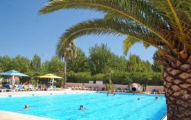 Camping Sandaya Riviera d'Azur, 70 emplacements, 105 locatifs