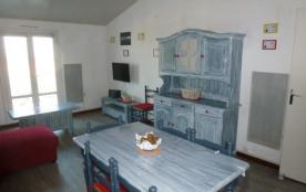 Ile de Noirmoutier - La Guérinière. Appartement vue sur mer