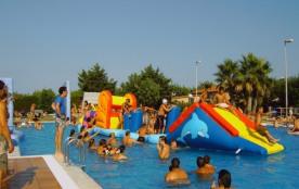 Camping El Pla de Mar 4* - Mobil-home Confort - 2 chambres - 4/6 personnes