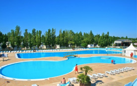 Camping La Carabasse 4*- MH Excellence 3 ch 6-8pers avec terrasse et climatisation