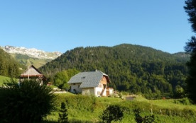 Gite Le BUCHET au coeur du Parc Naturel des Bauges entre ANNECY et Aix les Bains