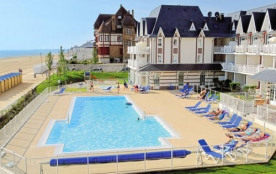 Pierre & Vacances, Résidence de la plage - Studio 4 personnes - Vue mer Standard