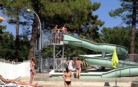 Camping La Pinède en Provence, 108 emplacements, 26 locatifs