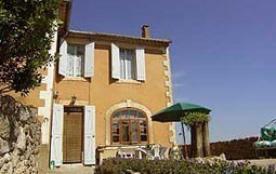 maison indépendante avec vue imprenable sur Ménerbes