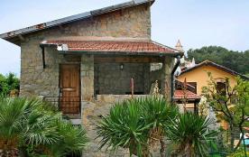 Maison pour 3 personnes à Mortola
