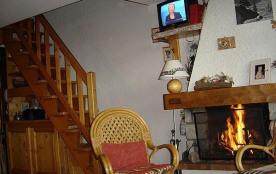 Appartement 2 pièces mezzanine 5 personnes (301)