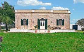 Maison pour 5 personnes à Ostuni