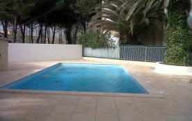Location Appartement Le Cap D' Agde/rochelongue 6 personnes dès 250 euros par semaine