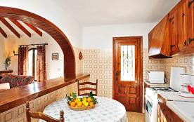 Maison pour 4 personnes à Jávea/Benitachell