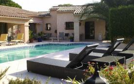 Villa à ROQUEBRUNE SUR ARGENS