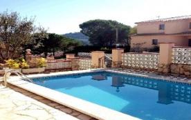 Villa 8-10 pers avec piscine privée