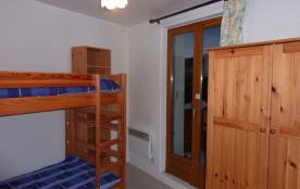 chambre du petit appartement