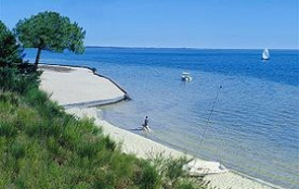 Lac de Bisacarosse