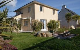 Jolie maison contemporaine pouvant héberger six personnes à Le Conquet