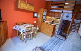 Studio mezzanine 4 personnes (5)