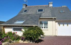 Maison 3 étoiles à 200m plages et centre approv sur l'Ile Grande en Pleumeur-Bodou, rue de Pors G...