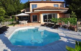 Magnifique Villa, Belle Vue Mer, SPA-jacuzzi + Piscine Privée
