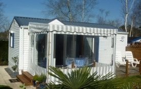 Mobilhome grand Confort dans Camping Résidentiel