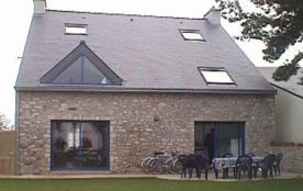 Belle maison authentique rénovée, 50m (petite vue) du Golfe du Morbihan