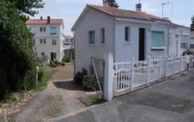 FR-1-357-33 - Maison de vacances T3, en plein coeur du centre de la Tranche