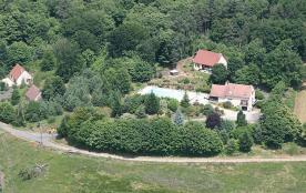Maison pour 3 personnes à Aubazine