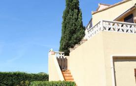 Gruissan (11) - Pech Maynaud - Résidence Les Maisons de la mer. Appartement 2 pièces mezzanine - ...