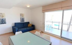 Appartement pour 3 personnes à Amposta / Eucaliptus