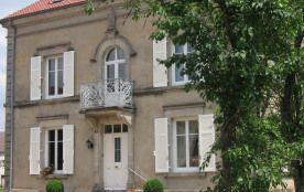 Grande maison de maître dans les Vosges