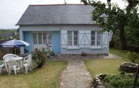 Maison individuelle située au centre du Conquet à 400m de la plage.