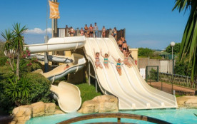 Camping Petit Mousse 3* - Mh 2 ch 4 pers
