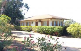 Pavillon pour 6 pers, Piscine, Jardin et Vue sur mer Golfe d'Ajaccio