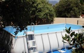 Grandes piscines privées chauffées pour T3 et T4