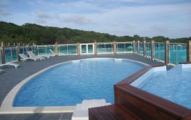 Gite avec piscine et SPA