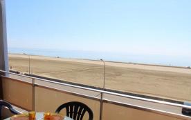 Port-la-Nouvelle (11) - Quartier plage - Résidence L'Eldorado. Appartement 3 pièces de 52 m² envi...