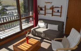 Appartement 2 pièces coin montagne 6 personnes (B17)