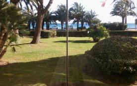 Bord de mer - résidence cydonia -35m²- nbre pièces 2- couchage 4- type deux pièces vacances