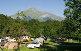 Camping LE RUISSEAU, 57 emplacements, 21 locatifs