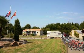Camping Village de La Guyonnière - CHALET 42m²