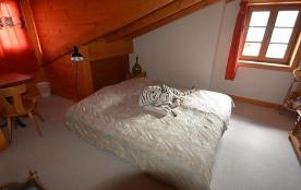 Appartement pour 3 personnes à Rossinière