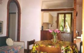 COTE TOSCANE, ILE D'ELBE / CAPOLIVERI Belle villa pour 4/6 pers. à 350mètres de la plage de sable !