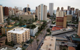 Apartment in Benidorm, Alicante 103101