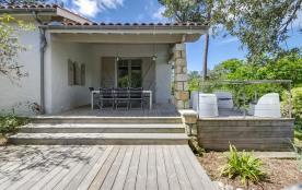 squarebreak, Maison de 4 chambres rénovée au Cap Ferret